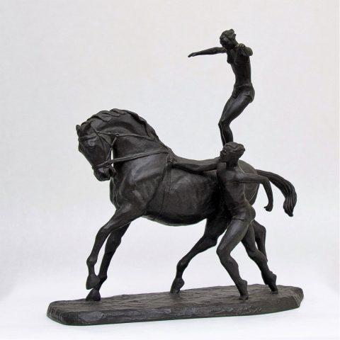 Voltige , brons, 1940, 45 cm