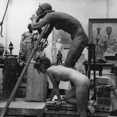 De Roep, plasticine, atelier Han.